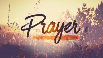 Prayer Triplet Gathering – First Baptist Church Penticton